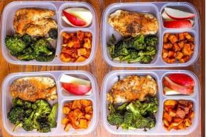 Tập gym nên ăn uống như thế nào mới hiệu quả