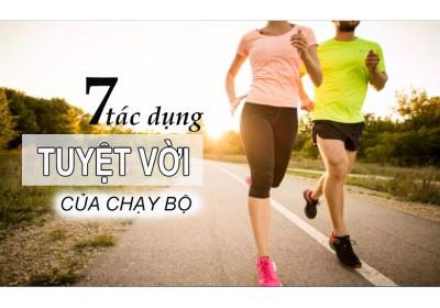 Chạy bộ có lợi ích gì đối với cơ thể? 7 tác dụng của chạy bộ mỗi ngày